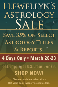 Save 35% during our Astrology Sale!