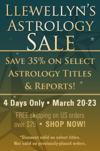 Save 35% on Select Titles During Our Astrology Sale!