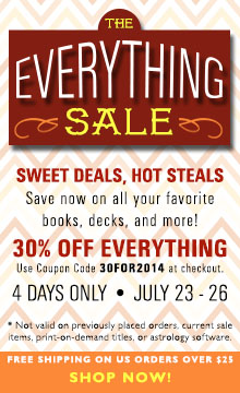 Save 30% on Everything, July 23 - 26! Some Restrictions Apply. Free Shipping on US orders over $25! Shop Now!