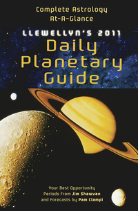 Llewellyn's 2011 Daily Planetary Guide