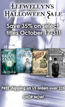 Save 35% on Select Titles During Llewellyn's Halloween Sale! Ends Tomorrow!