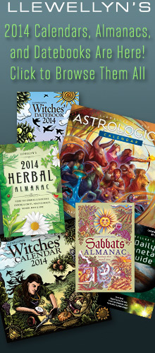 Llewellyn's 2014 Calendars, Almanacs, and Datebooks Are Here! Browse Them All!
