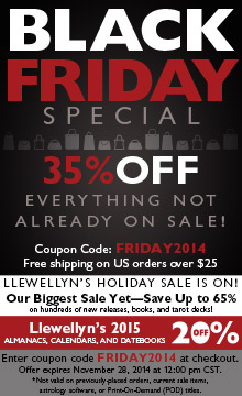 Black Friday Savings: Save 35% on Everything Not Already on Sale!