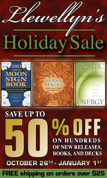 Llewellyn's 2010 Holiday Sale! Shop Now and Save!