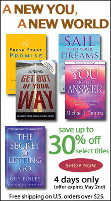 A New You, A New World Sale. Save Up to 30% off Select Titles!