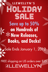 Save Up to 50% on Hundreds of New Releases, Books, and Decks during Llewellyn's Holiday Sale!