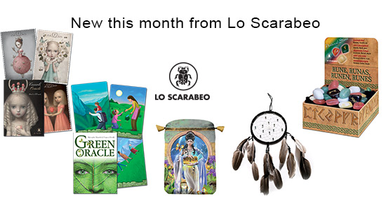 New This Month from Lo Scarabeo