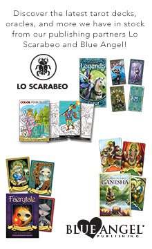 New from Lo Scarabeo and Blue Angel