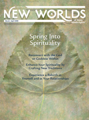 New Worlds March/April 2008