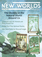 New Worlds July/August 2008
