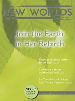 New Worlds 092, March/April 2009