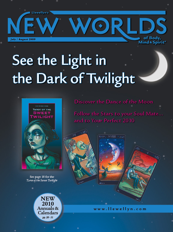 New Worlds July/August 2009