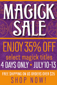 Save 35% on Select Magick Titles! 4 Days Only! Shop Now!