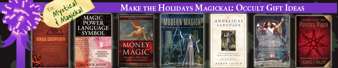 Holiday Gift Ideas for Every Occult Enthusiast!