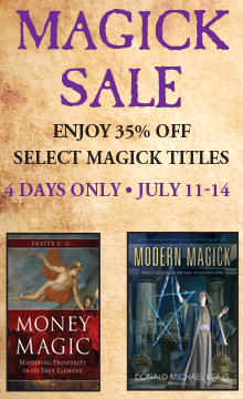 Save 35% During Llewellyn's Magick Sale! Shop Now!