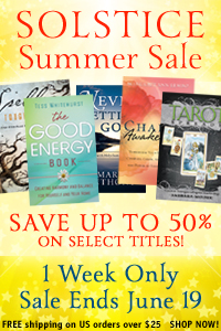 Save up to 50% During Llewellyn's Summer Solstice Sale! Shop Now!
