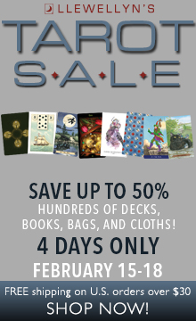 Save up to 50% During Our Tarot Sale!