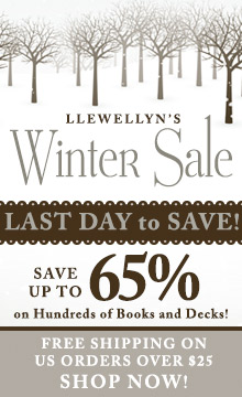 Last Day to Save up to 50% During Llewellyn's Winter Sale! Shop Now!