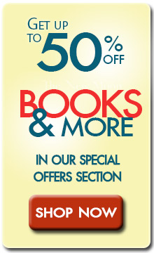 Save up to 50% on Books and More in our Special Offers Section!