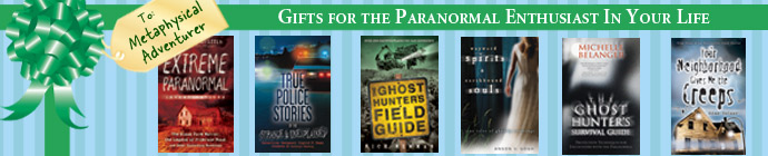 Holiday Gift Ideas for Every Paranormal Enthusiast