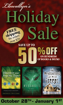 Llewellyn's Holiday Sale!