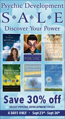Llewellyn's Psychic Development Sale!