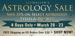 Celebrate International Astrology Day with a Sale! - 35% off select books and decks - 4 DAYS ONLY! - March 01 - March 04 - FREE shipping on US orders over $30. Shop now!