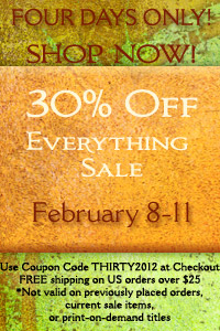 Save 30% site-wide during Llewellyn's 30% Off Everything Sale! Shop Now and Save!