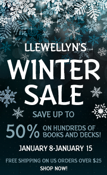 Save up to 50% on hundreds of new releases, books, and decks during Llewellyn's Winter Sale! Shop Now!