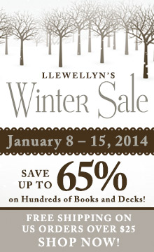 Save Up to 50% During Llewellyn's Winter Sale  Free Shipping on U.S. Orders Over $25! Shop Now!