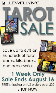 Save up to 65% During Our Tarot Sale!