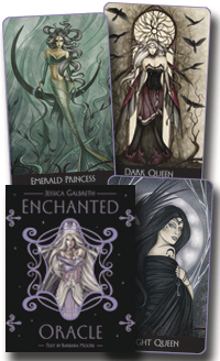 The Enchanted Oracle