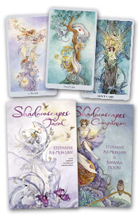 Shadowscapes Tarot, by Stephanie Pui-Mun Law
