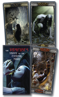 Vampires Tarot of the Eternal Night,  by Lo Scarabeo