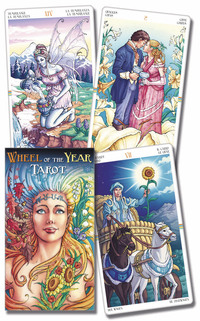 Wheel of the Year Tarot, by Lo Scarabeo
