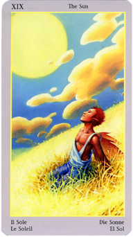 Llewellyn.com - Rays of Joy  - Tarot Pathways -  July/August 2008