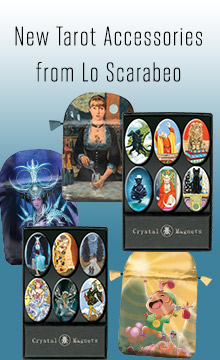 New Tarot Accessories from Lo Scarabeo