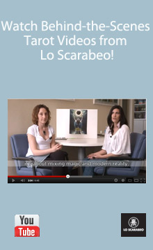 Watch Exclusive Behind-the-Scense Videos from Lo Scarabeo!