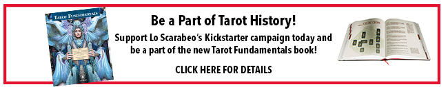 Be a Part of Tarot History!