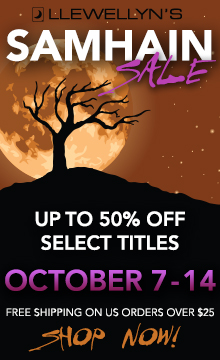 Save up to 50% during Llewellyn's Samhain Sale!
