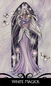 Enchanted Oracle - White Magick