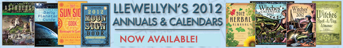 Llewellyn's 2012 Annuals Coming Soon!