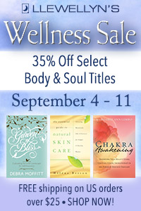Save 35% on Select Titles During Llewellyn's Wellness Sale, September 4 - 11! Free Shipping on U.S. Orders Over $25! Shop Now!