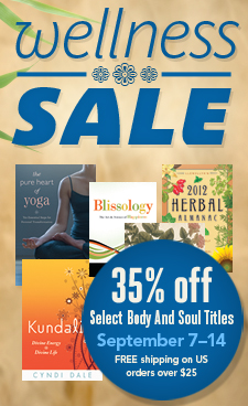 Save 35% Off Select Body and Soul Titles September 7-14!