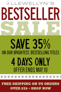 Save 35% During Llewellyn's Bestseller Sale! Free Shipping on U.S. Orders Over $25! Shop Now!