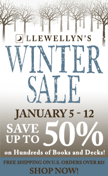 Save up to 50% during Llewellyn's Winter Sale!