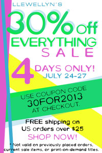 Save 30% on everything! 4 Days Only, July 24-27! Free Shipping on U.S. Orders over $25! Shop Now! Some restrictions apply.
