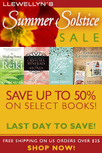 Last Day to Save up to 65% on Hundreds of Titles During Llewellyn's Natural Magic Sale,  May 22-25! Free Shipping on U.S. Orders Over $25! Shop Now!