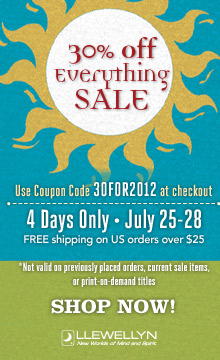 Save Up 30% Sitewite with Llewellyn's 30% Off Coupon, July 25 - 28!