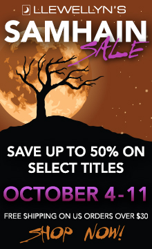 Save up to 50% During our Samhain Sale!